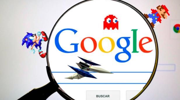 Tío Google y los videojuegos nos consienten #nodejesdejugar