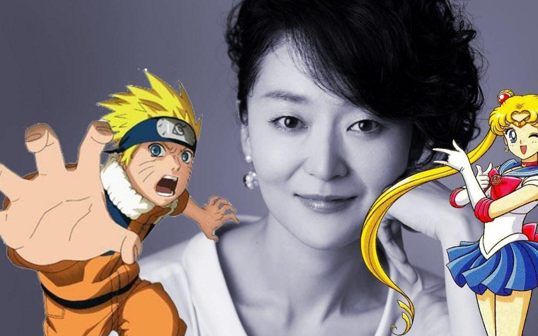 Adiós a la voz de Sailor Moon y Naruto #nodejesdejugar